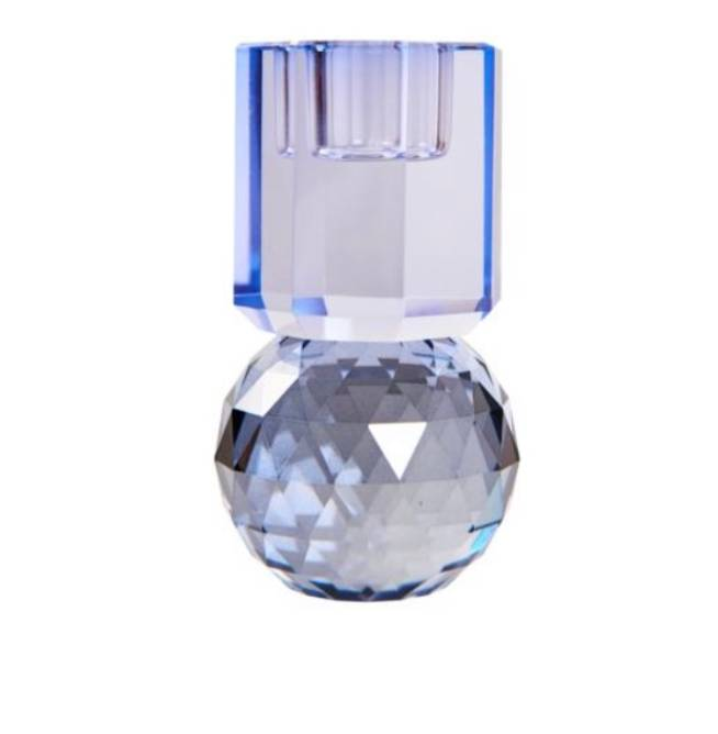 Bilde av Blå krystal stor krystal