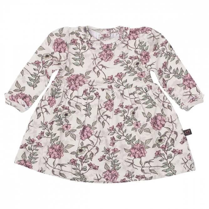 Bilde av eloisa romantic flower newborn dress