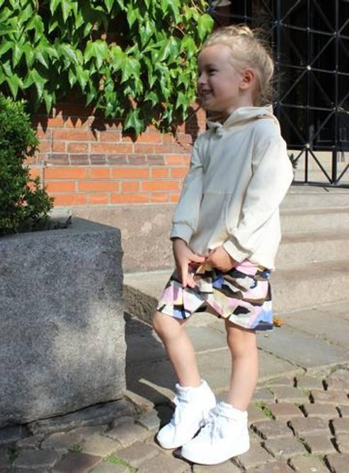 Bilde av LIBERTÈ AMI - Melissa Hood Kids - Creme
