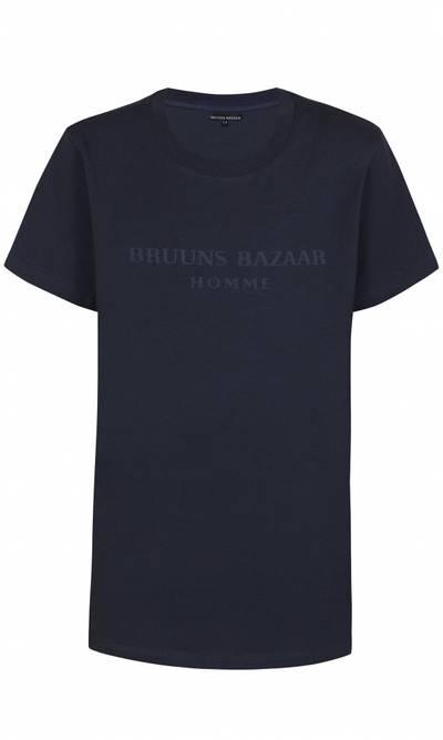Bilde av  Navy t-skjorte homme