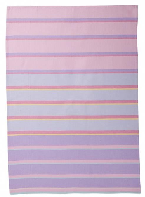 Bilde av ME Tea Towel pink.blue.purple