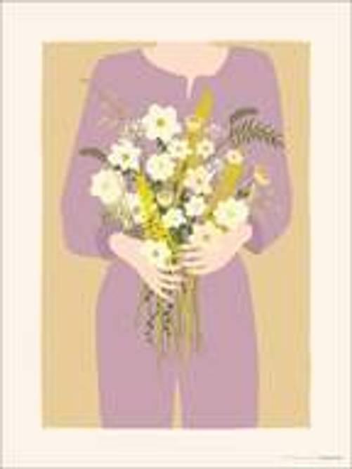 Bilde av Garden girl