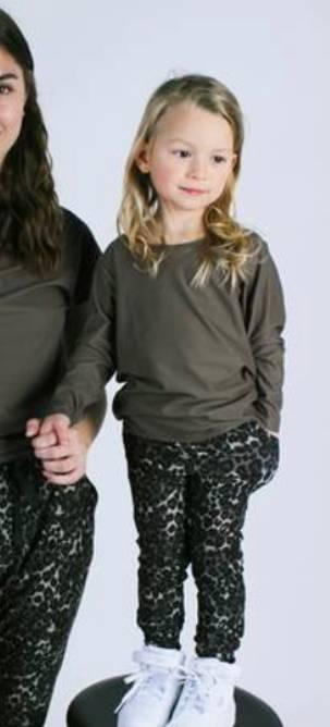 Bilde av Alma ls top army kids