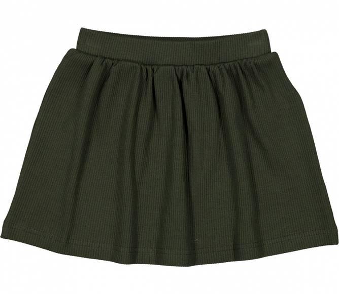 Bilde av Skirt - Modal green